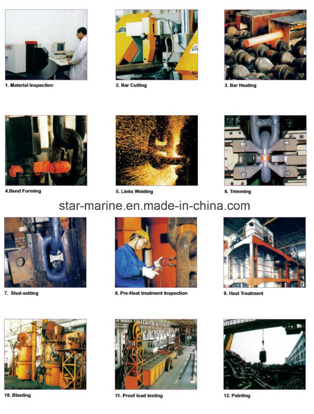 Maring Anchor Chain for Ship