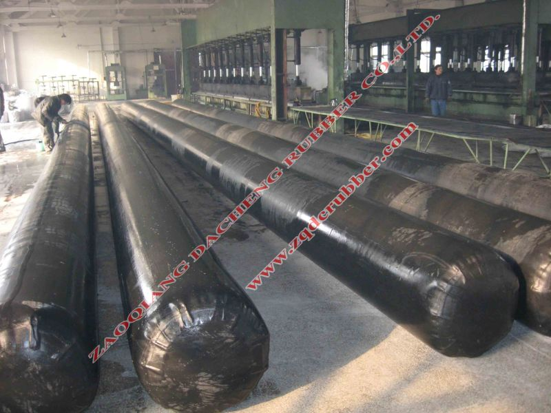 Inflatable Rubber Airbag for Concrete Pipe Making