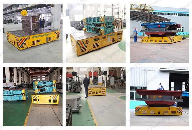 Hot Selling Electric Railroad Trolley Transfer Heavy Load Mold