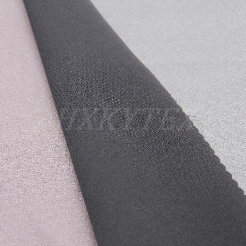 90%Nylon 10%Spandex 4-Way Stretch Fabric for Men's Jackets