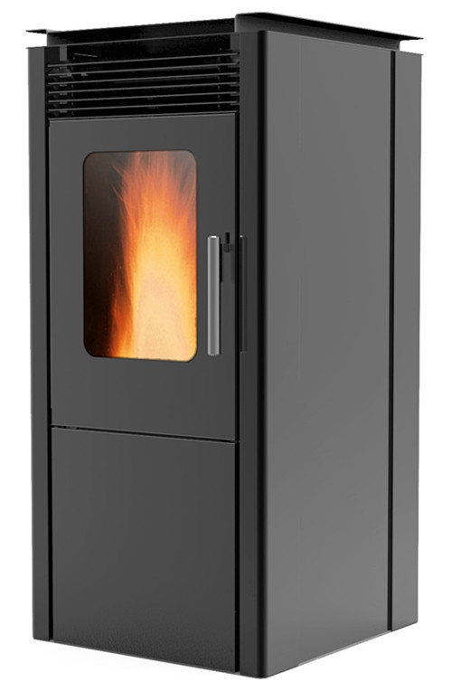Fps-04-Black-Heater-Pellet Stove
