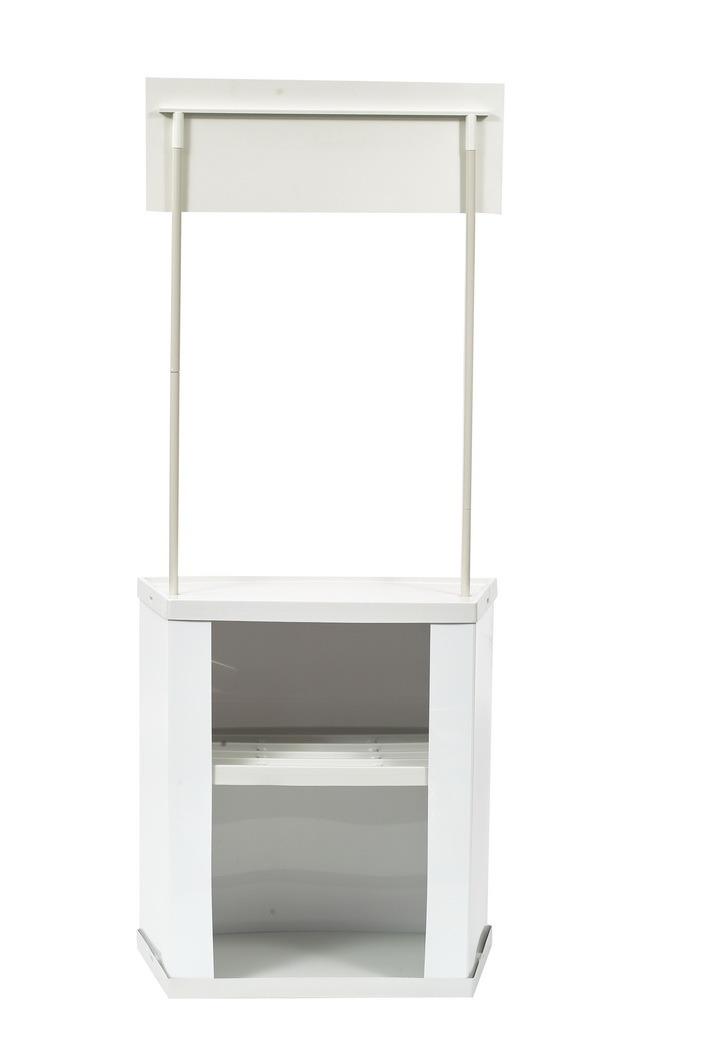 Popular Display PVC Promotion Table