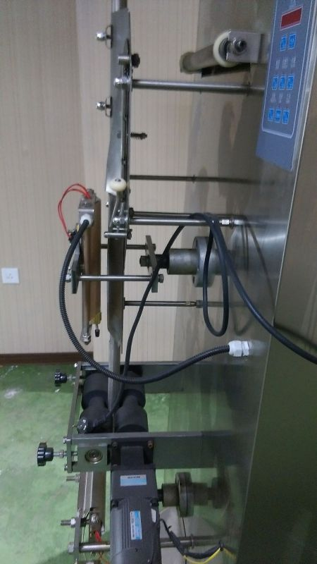 Hot Selling PE Film Bag Water Filling Packing Machine