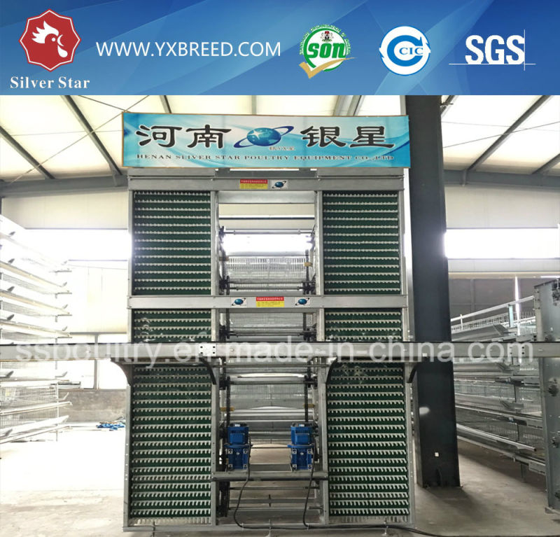 Best Hot Galvanized Chicken Cage From China Silver Star