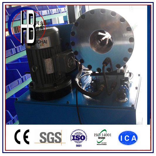 Hydraulic Hose Crimping Machine Manual Hose Crimping Machine