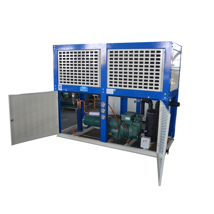 Air Cooled Open Type Condensing Unit