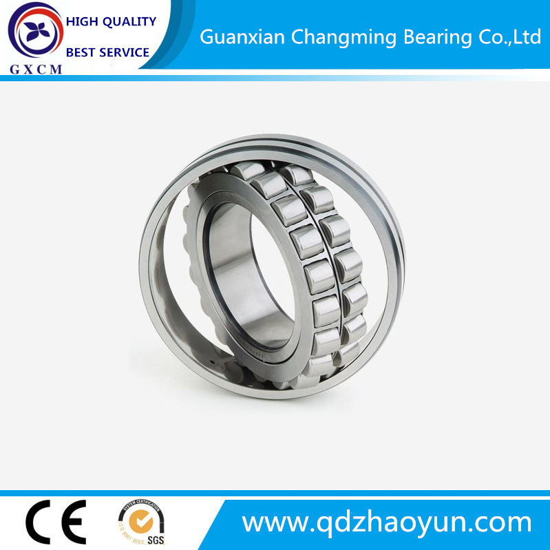 Double Row Steel Plate Spherical Roller Bearing 20000cc