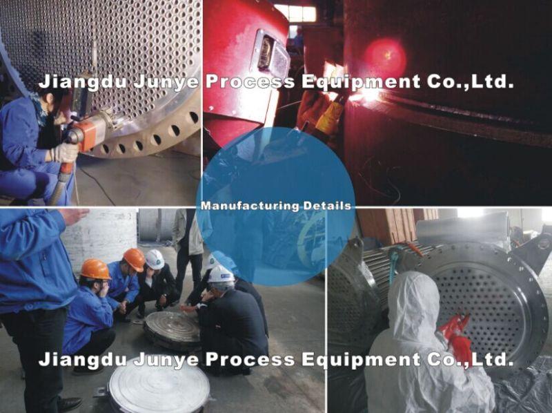Pressure Vessel Manufacture Flare Stacks F003
