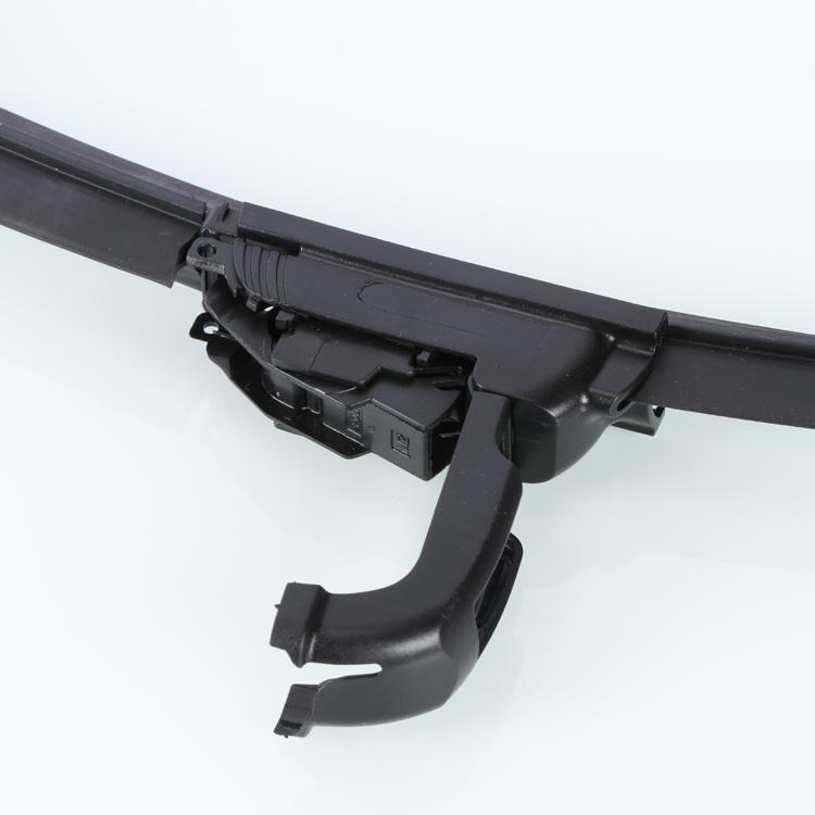 New Soft Quality Bracketless Frameless Rubber Window Windshield Wiper Blade