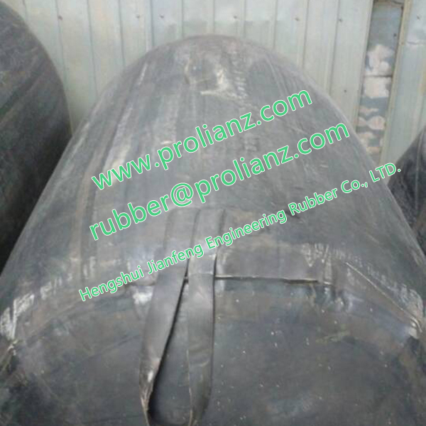 Rubber Sealing Gasbag (used to sediment pollution governance)
