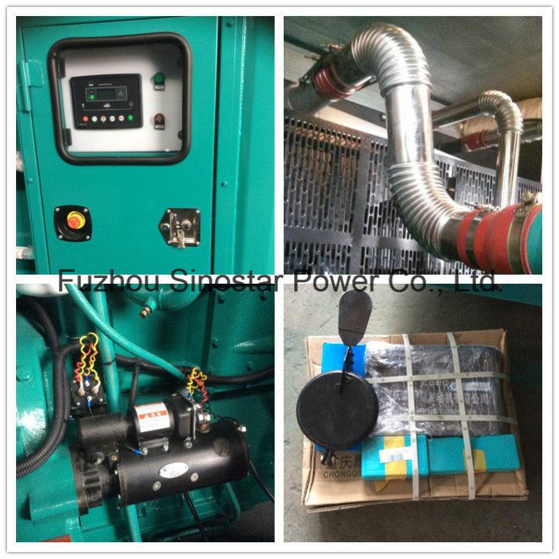 Diesel Silent Genset 400 kVA with Cummins Ntaa855-G7a Engine