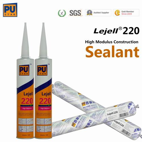 One Component PU Polyurethane Sealant for Construction (LEJELL220)