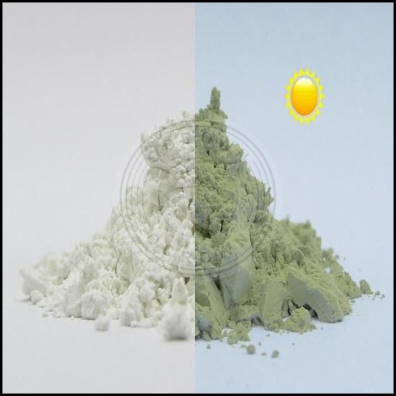 Solar Color Dust Photochromic Pigment Powder for Paint