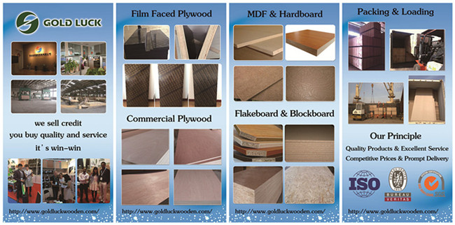 Concrete Formwork Film Faced Marineplex Plywood
