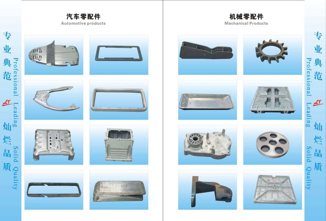 Precision Alloy Die Casting Parts for Automotive