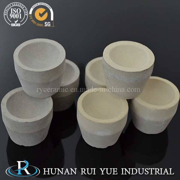 Ceramic Fire Assay Cupel for Melting