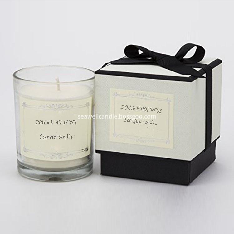 Oil Perfume Jar Candle