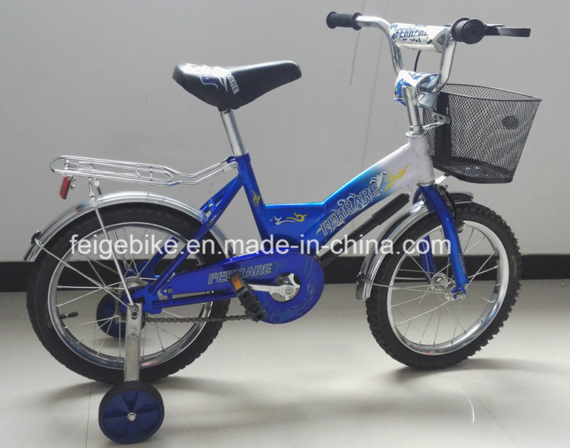 Manufacture Coaster Brake/Back-Pedal Brake Children/Kids Bike (FP-KDB-17090)