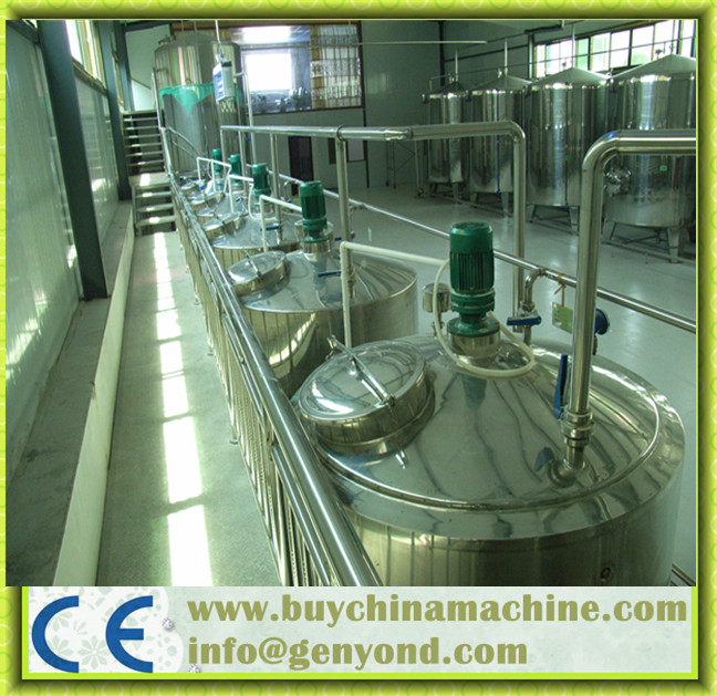 Full Automatic Fruit Vinegar Making Machine