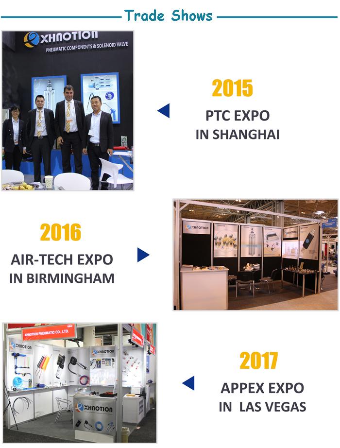 Pneumatic Air Directional Control Valve 3/2way Manufacturer