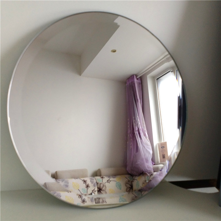 5mm Round Mirror for Bathroom Wall