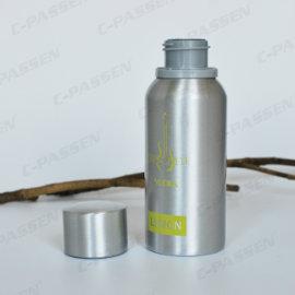 High-End Food Grade Aluminum Bottle for Liquor Packaging