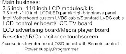 LCD Panel LC650euf-Fhm3