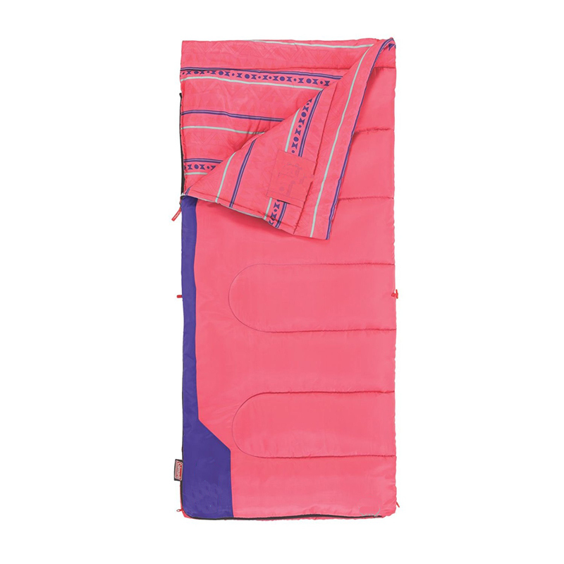 Color Brilliancy Mummy Style Down Sleeping Bag