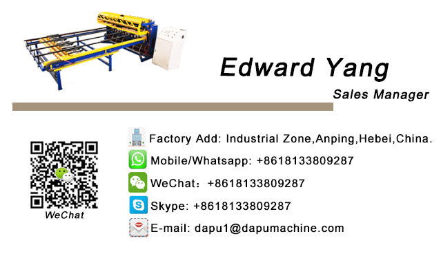 Auto Razor Barbed Wire Making Machine