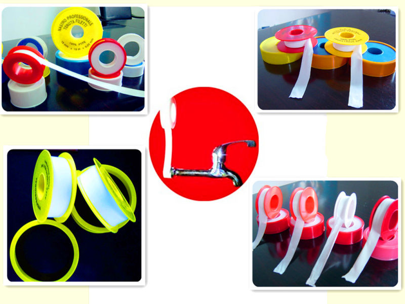 1/2'' Teflone Tape for Water, Steam, Gas Use 10m 15m 20m