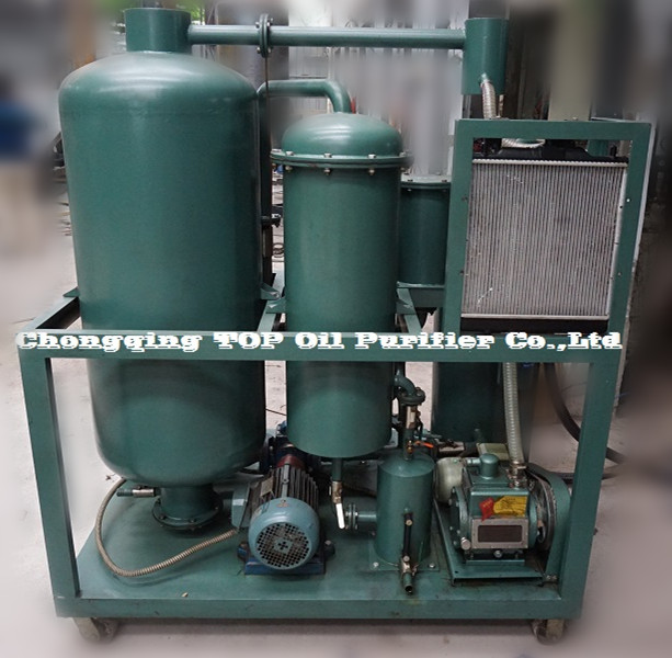 for Your Selection Used Engine Oil Motor Oil Car Oil Recycling Unit with Precise Filtration System