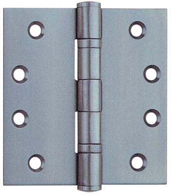 Inseparable Stainless Steel Door Hinge Plain Joint Hinge
