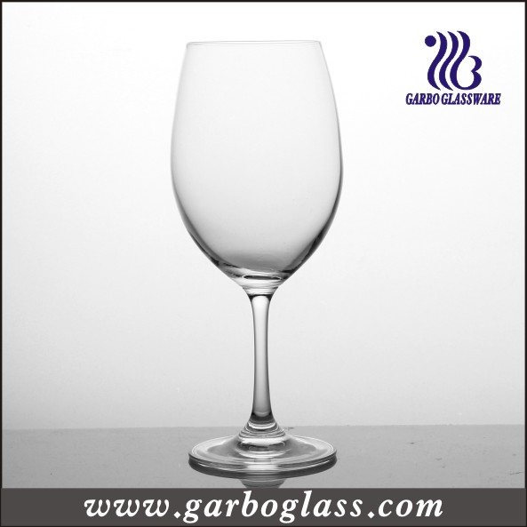 Wine Glass, Goblet, Crystal Stemware (GB083112)