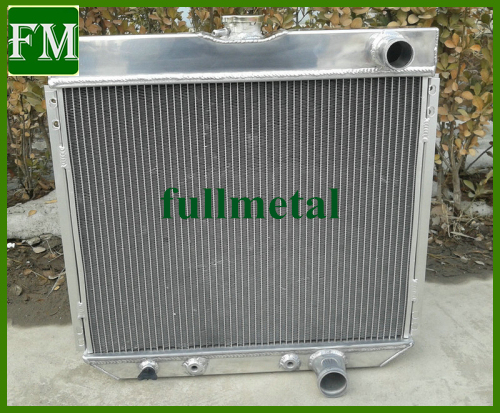 1967 1968 Ltd 4 Row Champion Us Radiator for Ford