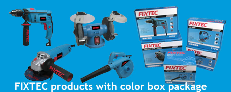Fixtec Hand Tool 150W 150mm Electric Bench Grinder of Angle Grinder (FBG15001)