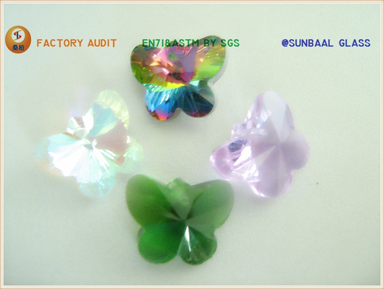 Crystal Butterfly for Chandelier/Chain/Necklace/Butterfly