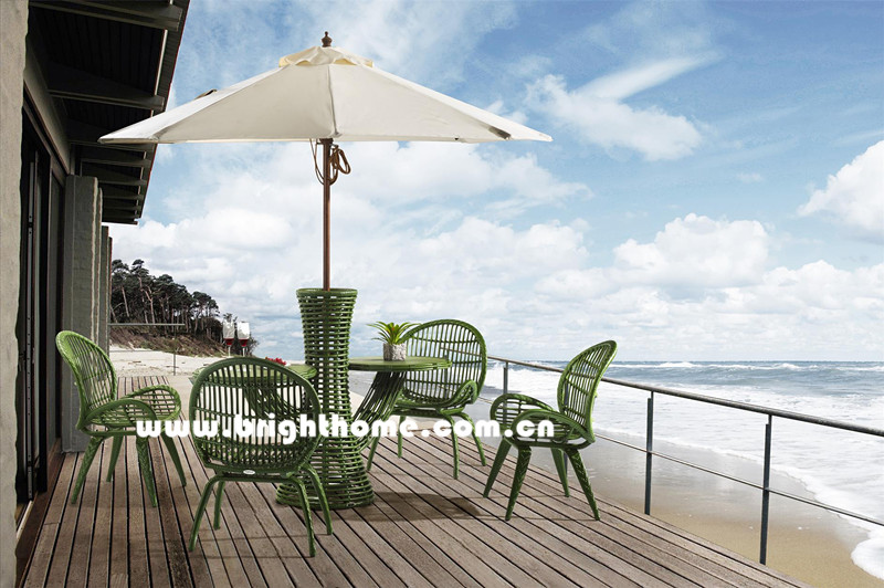 New Design Rattan Wicker Outdoor Furniture Bp-3056A