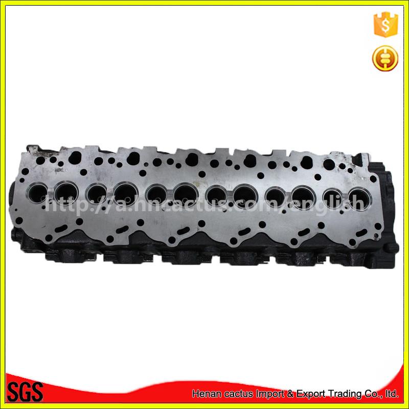 1HD-T 1hdt 1HD Cylinder Head 11101-17040 11101-17020 for Toyota Coaster Land Cruiser L6 12V
