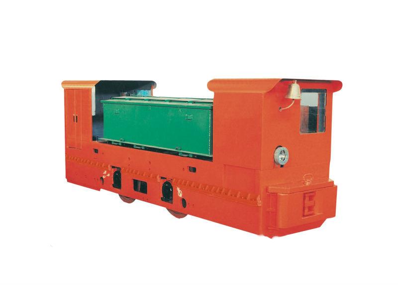Cay8 Coal Mining Flameproof Battery Locomotive
