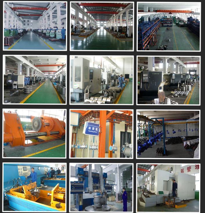 Flange Carbon Steel Industrial Globe Valves