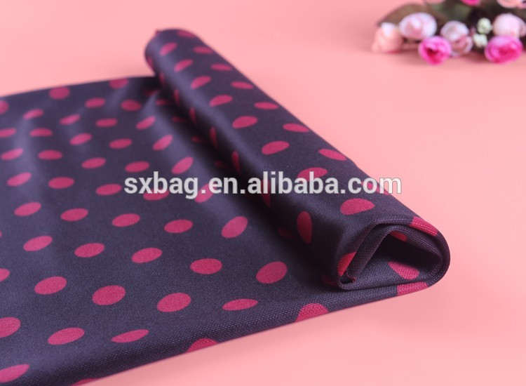 Dark Color Polyester Fabric Rolls