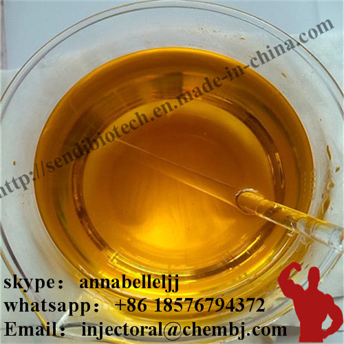 99% High Purity Bodybuilding Steroid Powder Boldenone Acetate CAS 2363-59-9