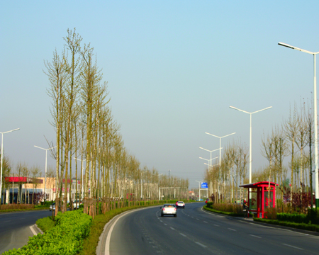 70W LED Street Light IP65 CE RoHS Certification