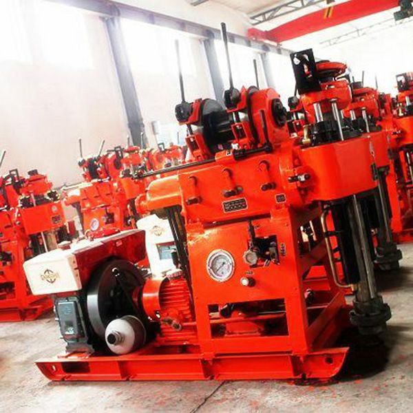 Small Portable Borehole Core Water Well Drilling Machine