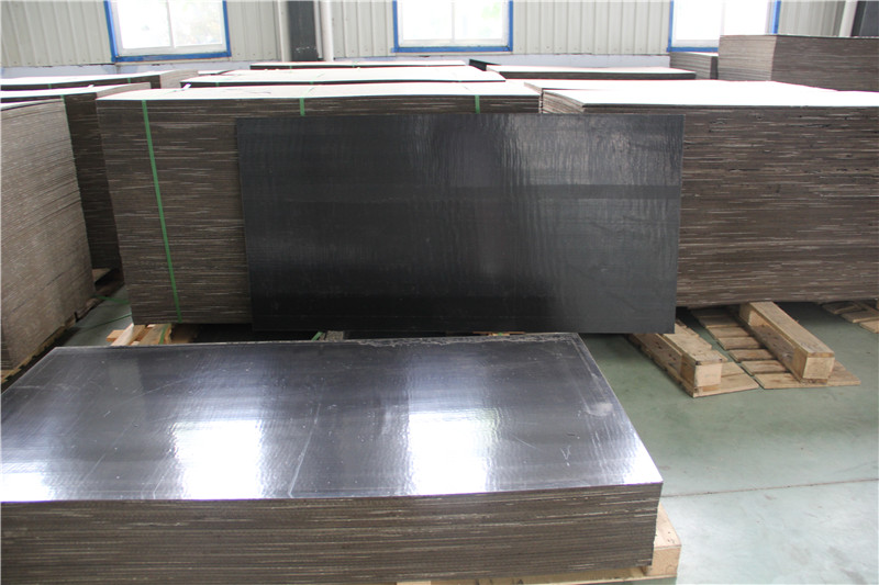 WPC Shuttering Board Used for Construction Formwork Panel