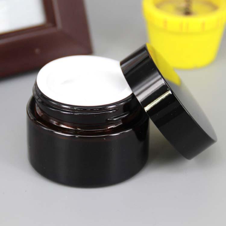 Low MOQ High Quality Glass Jar for Cream