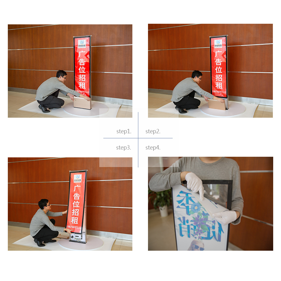 58kHz Am Supermarket Anti-Burglar Security Alarm System Door