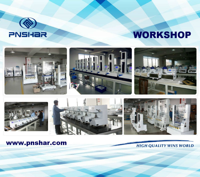 Laboratory Used Paper Brightness Tester