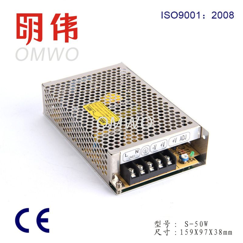 Single Output High Efficiency Power Supply Switching Power Supply