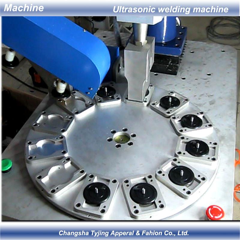 Ultrasound Plastic Welding Machine